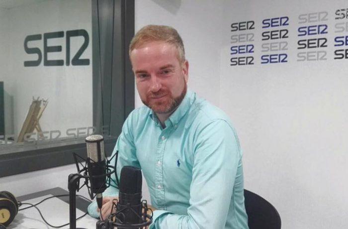 Entrevista Óscar Clavell. Cadena SER 3-10-2017