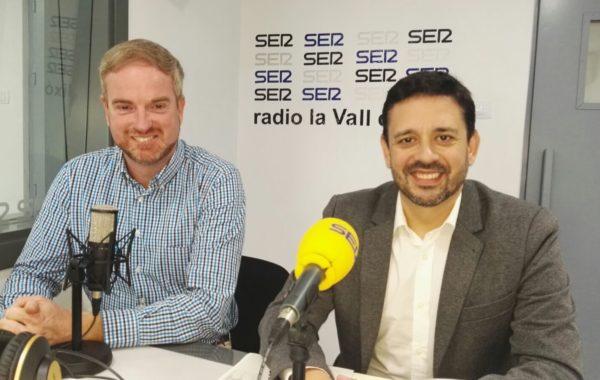 Entrevista Óscar Clavell y José Juan Zaplana sobre SANIDAD. 19-02-2018
