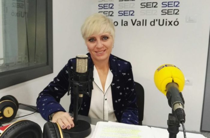Entrevista Elena Vicente-Ruiz. Cadena SER. 1-02-2018