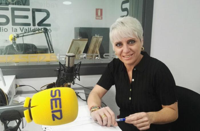 Entrevista Elena Vicente-Ruiz. Cadena SER. 1-03-2018