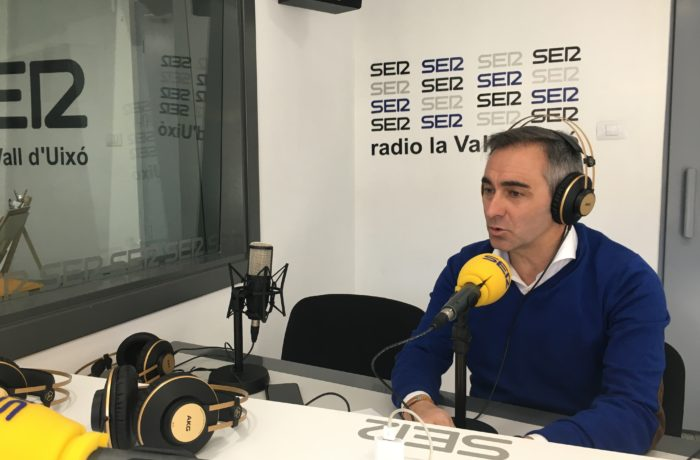 Entrevista Miguel Barrachina. Cadena SER. 7-03-2018
