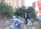 El PP de la Vall denuncia la existencia de vertederos incontrolados junto al casco urbano