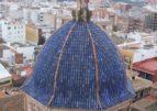 PP la Vall d'Uixó solicita que se reparen las goteras y filtraciones de la cúpula de la iglesia de la Asunción