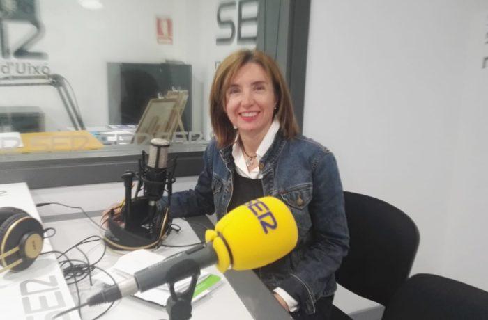 Entrevista Gema Domínguez. Cadena SER. 03-04-2018