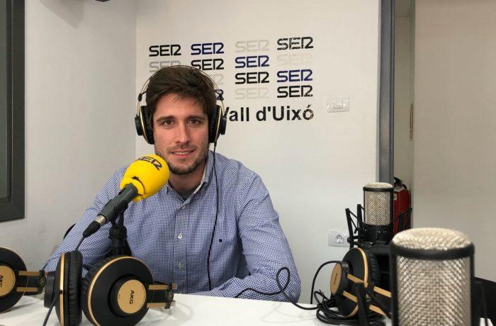 Entrevista Juan Carlos Caballero, presidente NNGGCV. 17-04-2018. Cadena SER