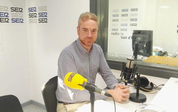Entrevista Óscar Clavell. Cadena SER. 04-03-2018