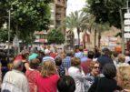 La socialista Tania Baños rompe el consenso de todos los alcaldes de la democracia y derriba la Cruz