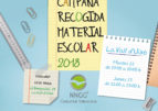 NNGG de la Vall d'Uixó recoge material escolar para las familias necesitadas