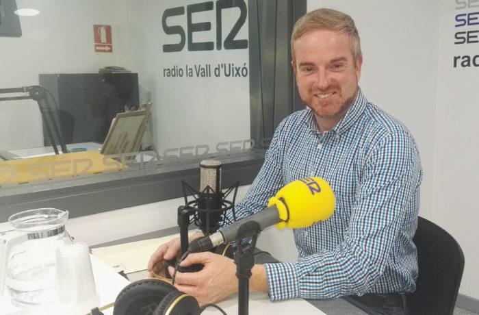 """Óscar Clavell: """"Si el tripartit no fa res, els vallers estem més tranquils perquè no creen problemes"""""""