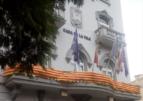 """Domínguez: """"Los partidos que han puesto la bandera catalana en el ayuntamiento de la Vall son los mismos que ayer apoyaron las protestas procatalanistas en Valencia"""""""