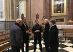 Los diputados Sales y Vicente-Ruiz atienden las demandas de la parroquia de la Asunción