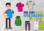 Los jóvenes NNGG la Vall recogen ropa para las familias más necesitadas