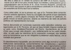 El PP pide a Tania Baños que revoque de sus funciones a su número dos por sus comportamientos violentos