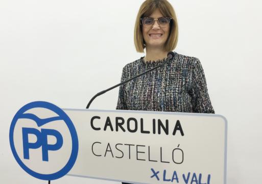 Carolina Castelló impulsará una Vall abierta y dinámica