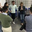 Carolina Castelló participa en el encuentro joven de NNGG de la Vall para recoger propuestas para su programa de gobierno