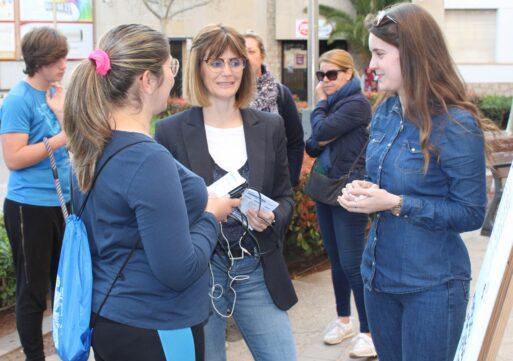 Carolina Castelló presenta un plan para reactivar la economía de la Vall, crear empleo y bajar impuestos