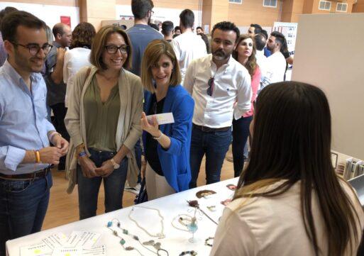 """Carolina Castelló quiere convertir a la Vall en """"Ciudad de Emprendedores"""""""