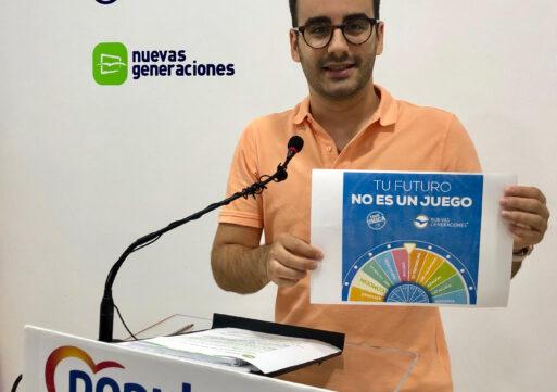 NNGG de Castellón defiende una EBAU única en todo el territorio español
